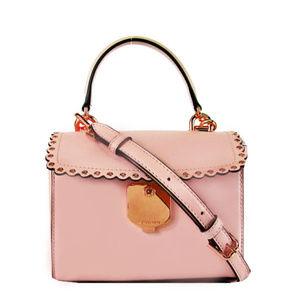 MICHAEL KORS Soft Pink Leather Crossbody$228.00